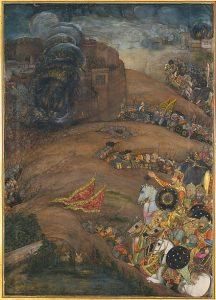 A Siege of Kandahar