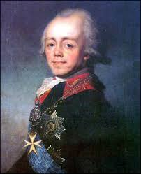 Tsar Paul I