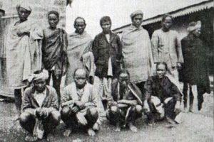 Kuki prisoners