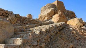 Dhayah Fort ruins