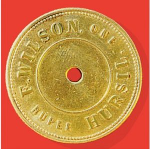 Wilson's Coin