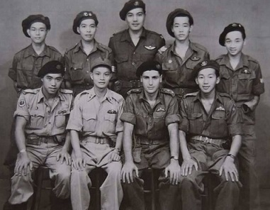 Chinese Canadians of Force 136